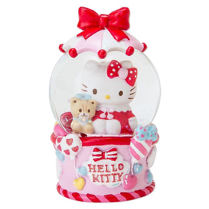 #HelloKitty snow globe ( ´ ▽ ` )ノ