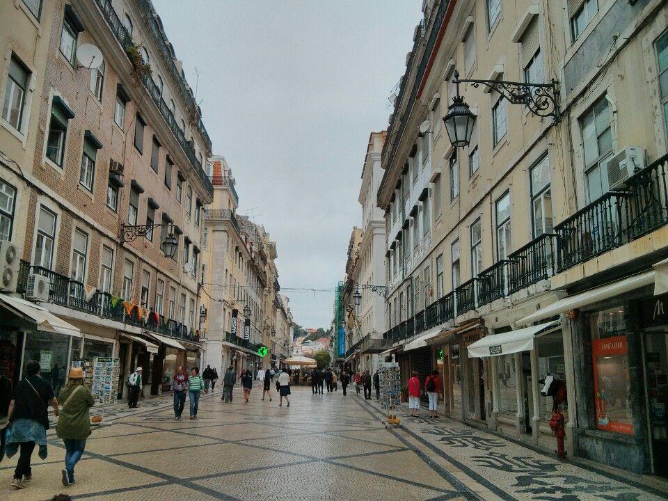 Lisboa in Portugal