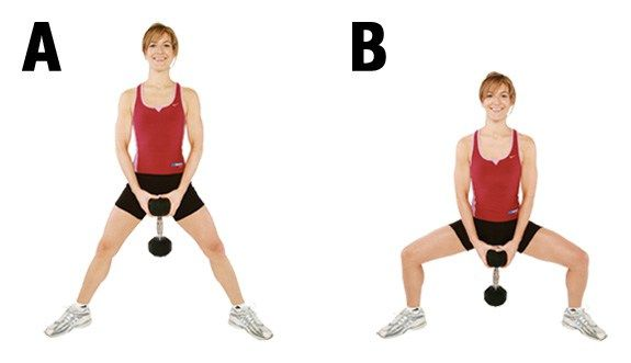 Image result for Sumo Squats