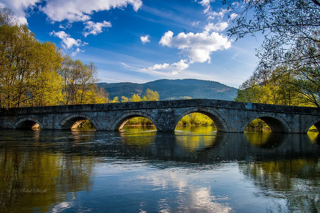 Connected   The Roman bridge on Ilidža is a bridge located i…   Flickr - Photo Sharing!