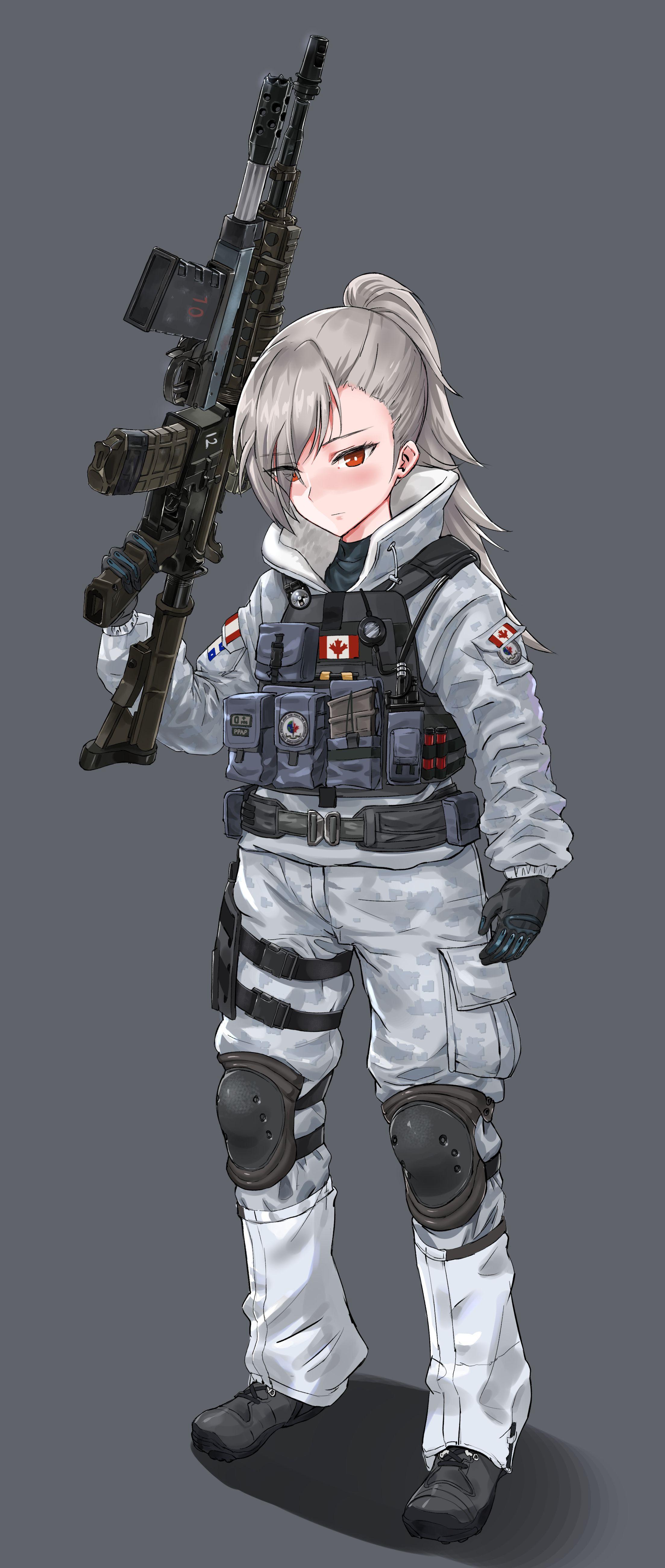Safebooru 1girl Absurdres Belt Buck Rainbow Six Siege
