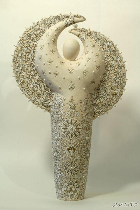 Декоративная керамика Алёны Козак