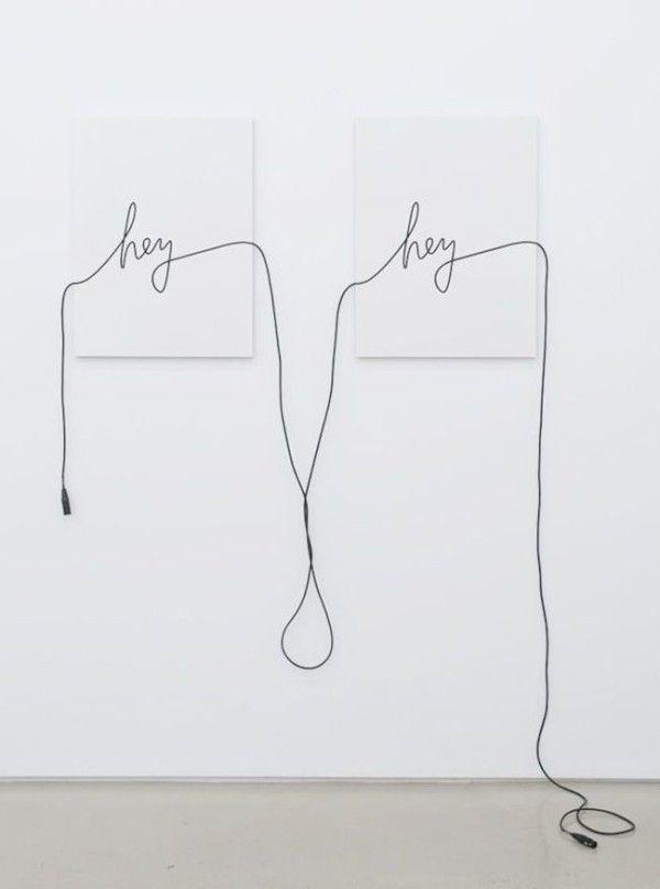 wire art 11 | original wall decor, visual poetry, design  pinterest