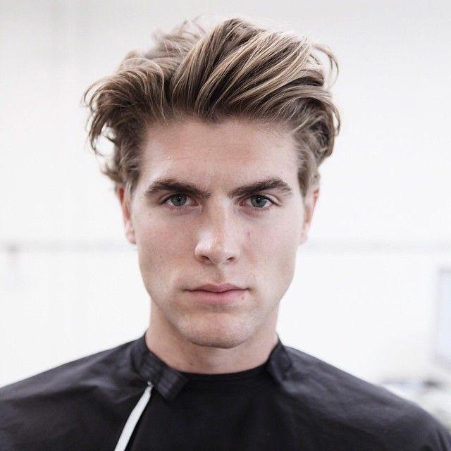 Morris Motley Rob Mason On Instagram The Trick To Dishevelled Hair That Still Looks Handsome And Mascul Herenkapsels Mannenkapsels Heren Kapsels Undercut