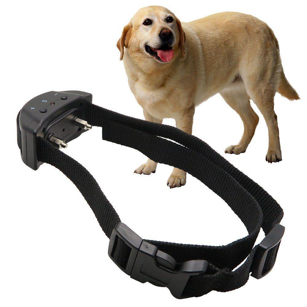 New He No Bark Collar For Dogs Dog Bark Control Device Anti