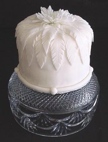 How To Make Icing Flowers For Wedding Cakes By Machine
