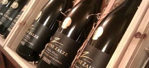 A taste of Kleine Zalze