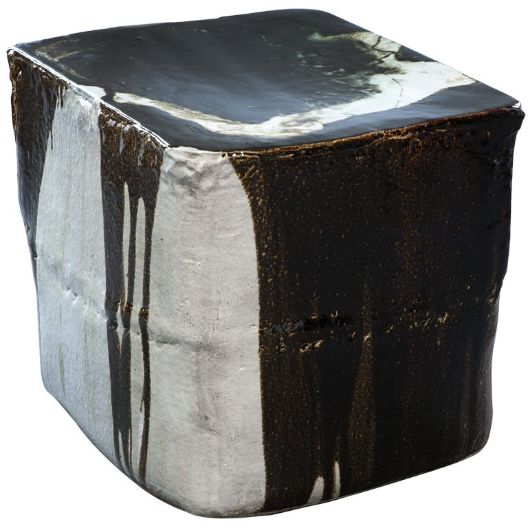 1stdibs   Ceramic Stool By Hun Chung Lee Explore Items From 1,700 Global  Dealers At 1stdibs.com