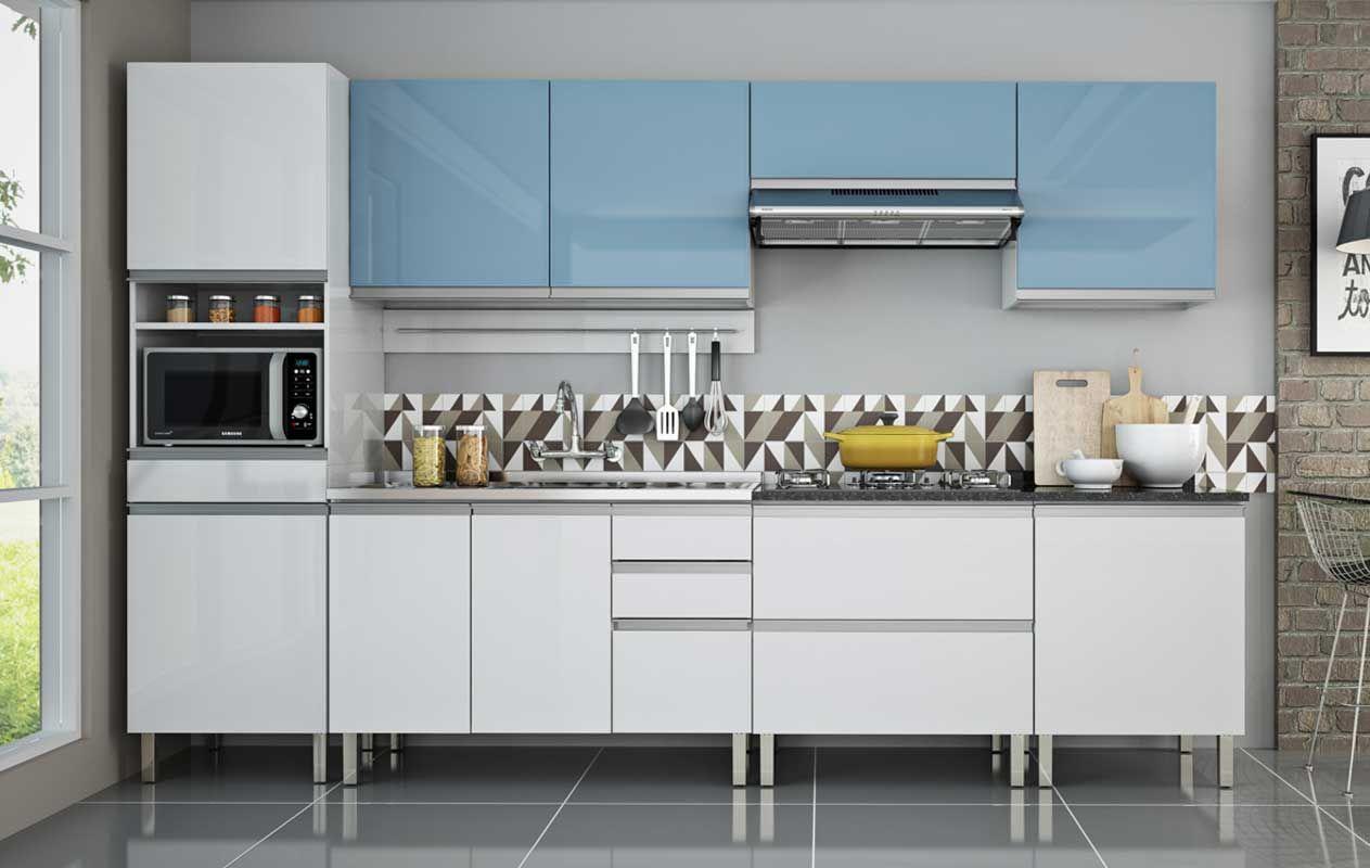 Cozinha Completa Itatiaia Clarice De A O Cz61 Com Mega Descontos