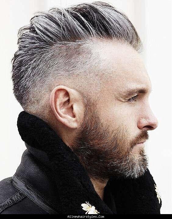 Peinados Modernos Para Hombres 2016 Peinados Con Trenzas Barba - Peinados-modernos-para-hombres