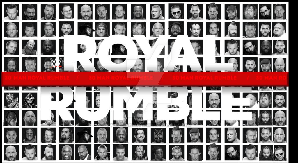Royal Rumble 2017 By Thephenomenalseth On Deviantart Royal Rumble Royal Company Logo