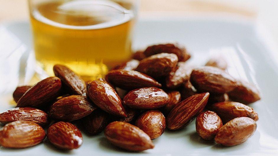 Tamari-and-Maple-Roasted Almonds
