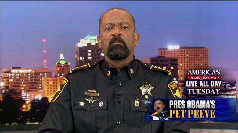 Sheriff Clarke Blasts Obama's 'Insulting' Commencement Speech | Fox News Insider