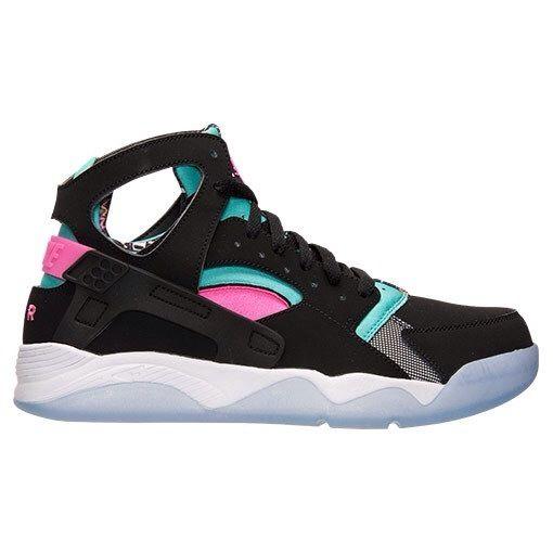 19f37803b046 Men Nike Air Flight Huarache Basketball Shoes Blue Black Nike Air Huarache  - Nike official website Up to 50% discount
