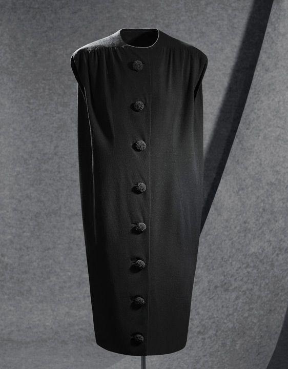 1950 Sack Dress Balenciaga Dress Balenciaga Work