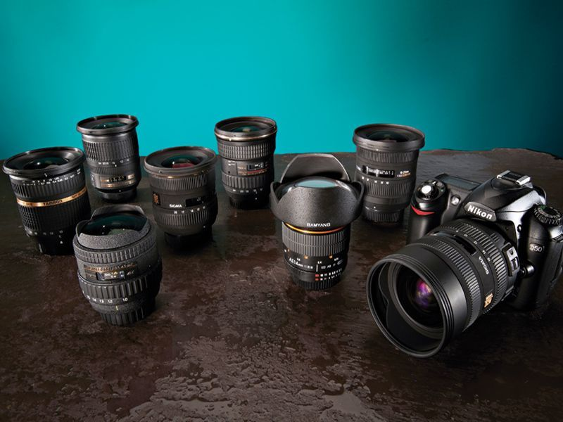 Best wide-angle prime lens: fast and wide lenses for Canon and Nikon DSLRs