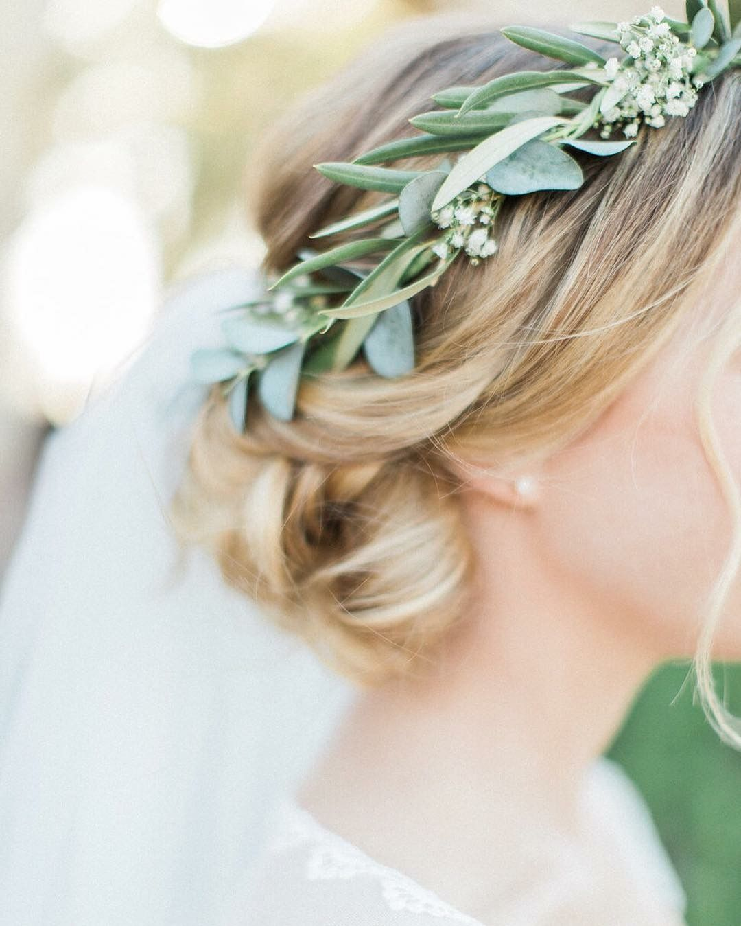 Brideus flower crown couronne pinterest flower crowns crown