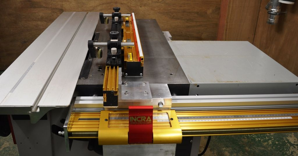 Better Use Of Incra On Table Saw