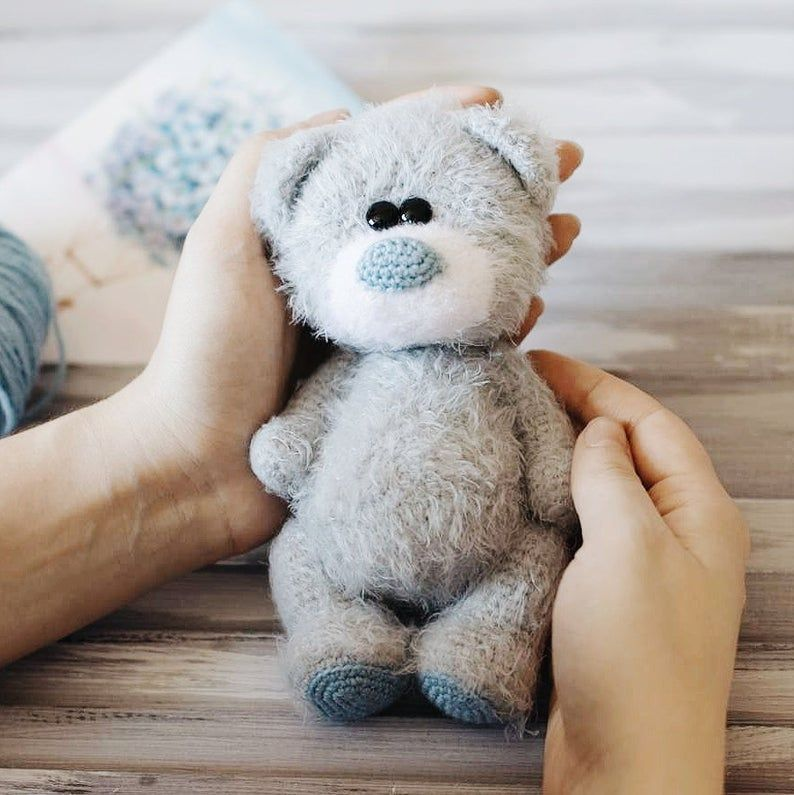 Theodore Crocheted Teddy Bear [FREE Amigurumi Pattern+Tutorials] | 795x794