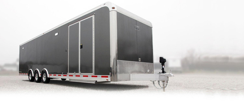 ATC Trailers Enclosed Car Haulers Enclosed car hauler