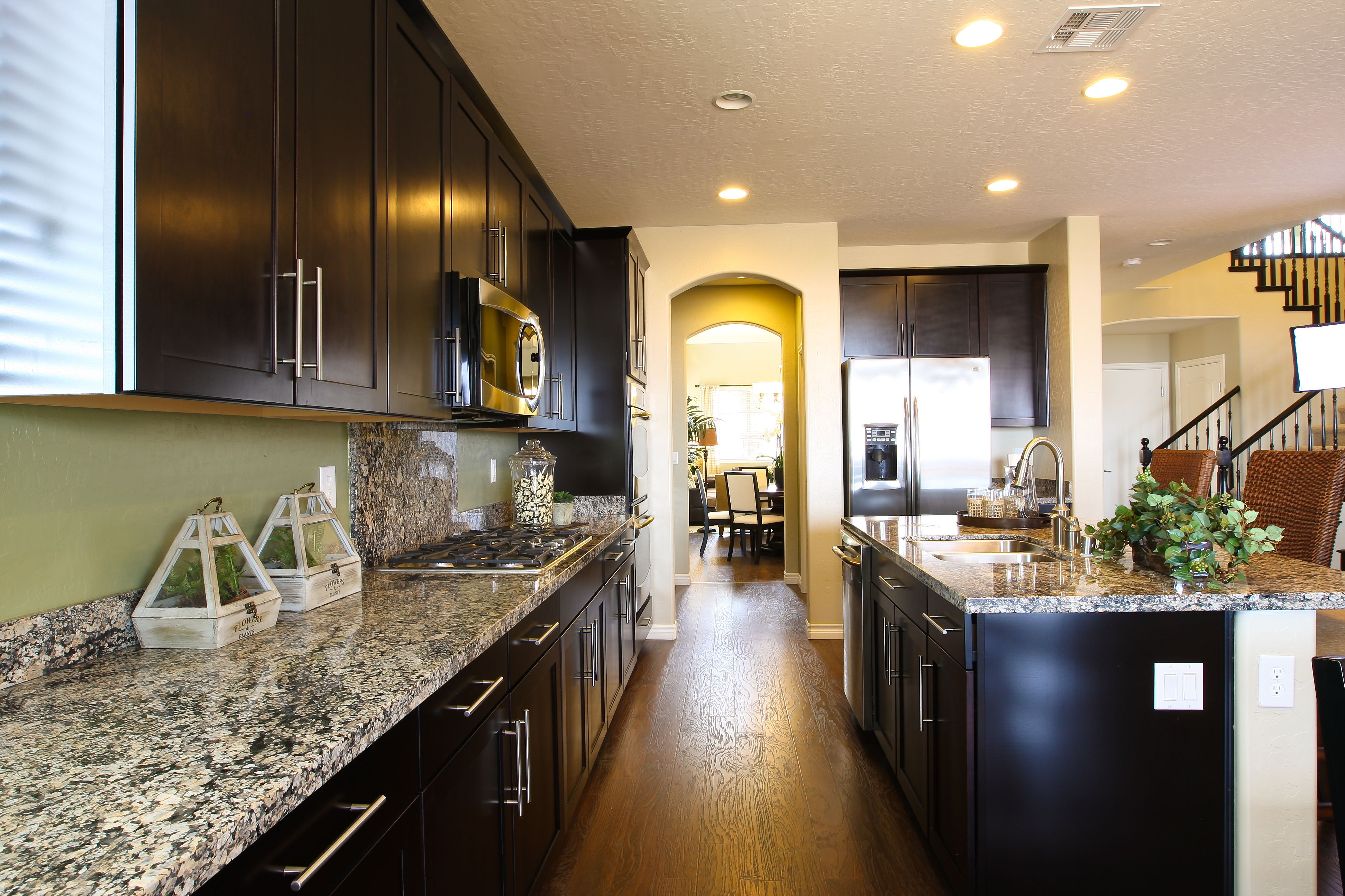 Andalusia In Summerlin Lennar S Everything S Included Kitchen Lennar Nevada Homes Home