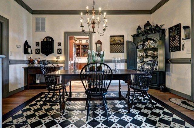 2989 Kitchums Close Williamsburg Va Trulia Com Colonial Dining Room Colonial Williamsburg Decor Colonial Decor