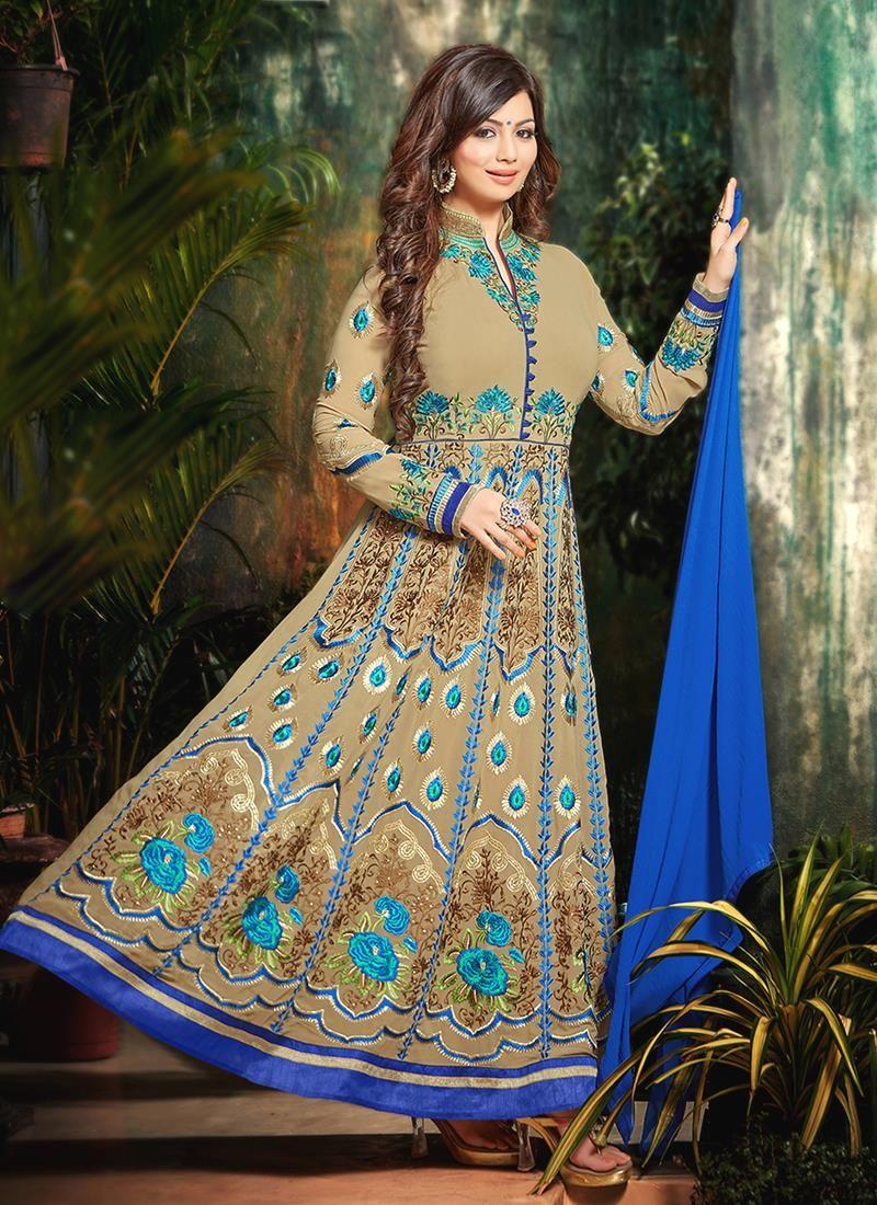 Buy bollywood celebrity salwar kameez, actress replica suits ...