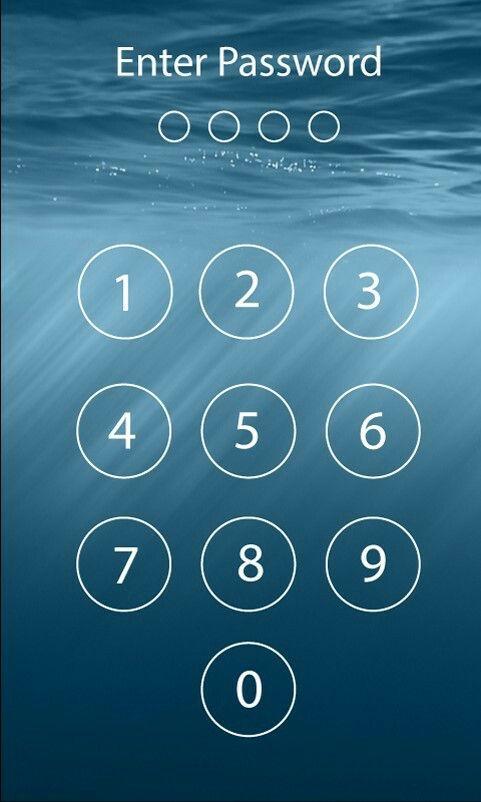Enter Password Lockscreen Lockscreen Password Locked Wallpaper Phone Screen Wallpaper