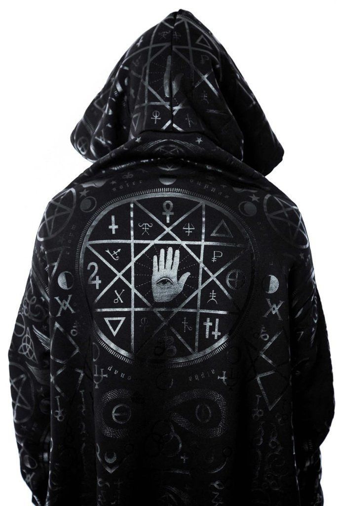 Cult Ritual Hoodie [B] Hoodie, Emo and Clothes