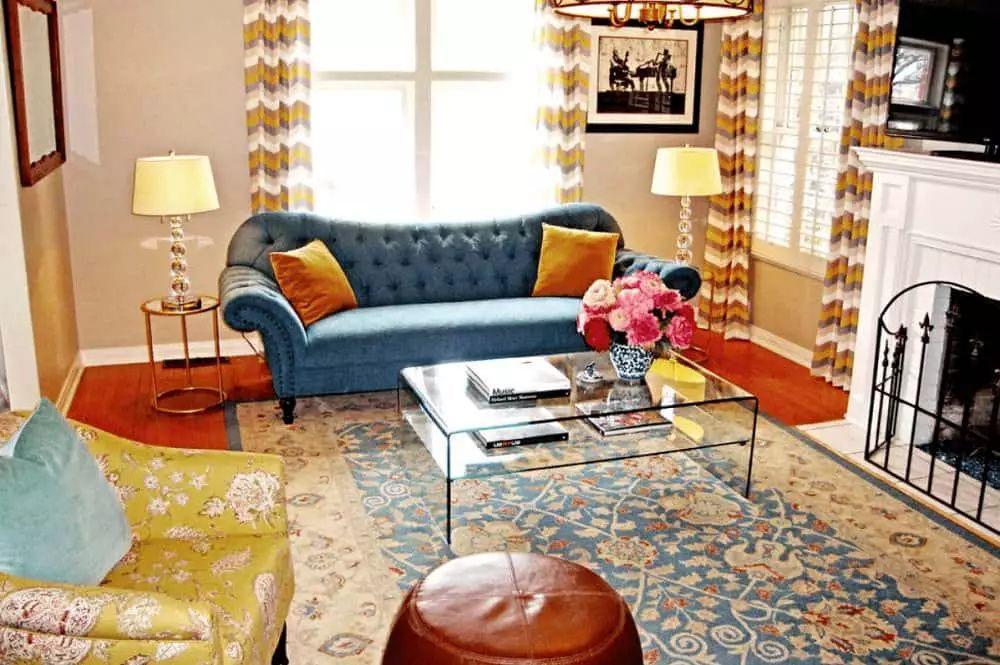 30 Multi Colored Living Room Ideas Photos Living Room Colors Coral Living Rooms Eclectic Living Room Multi colored living room furniture