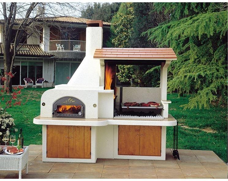 Arredamento Con Blocchi Di Cemento Cerca Con Google Barbecue