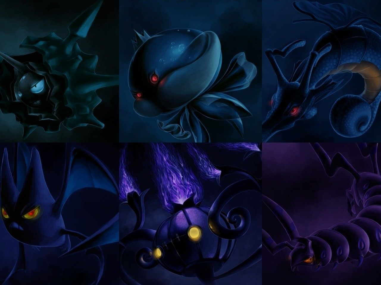 Cloyster jellicent kingdra crobat chandelier scolipede cloyster jellicent kingdra crobat chandelier scolipede arubaitofo Images