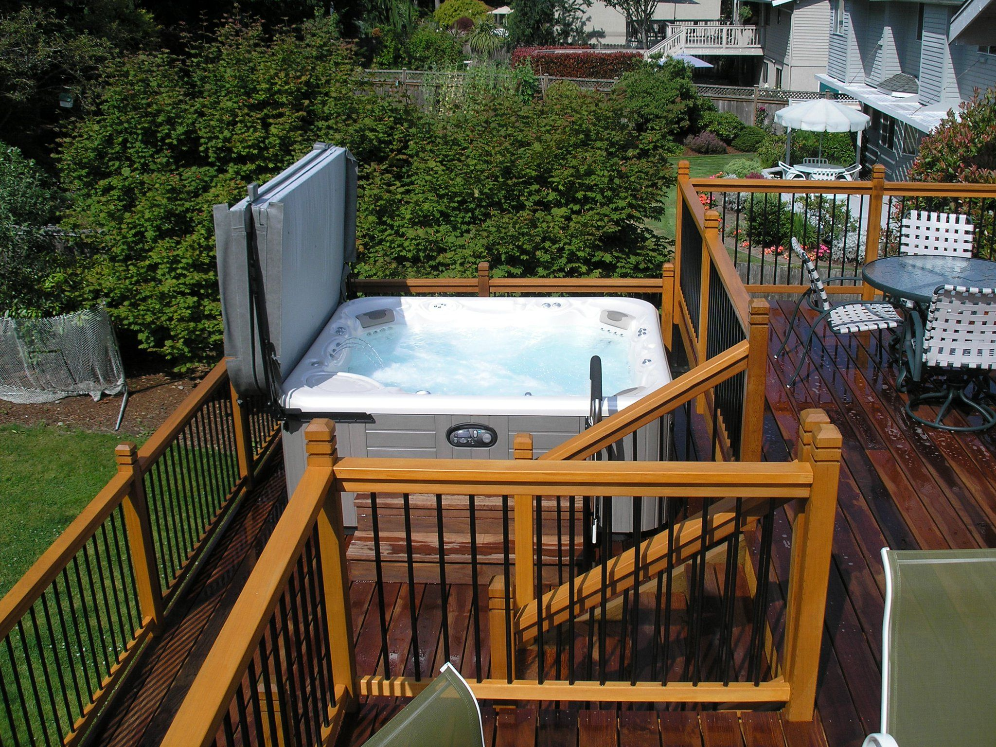 pics of afordable hot tubs
