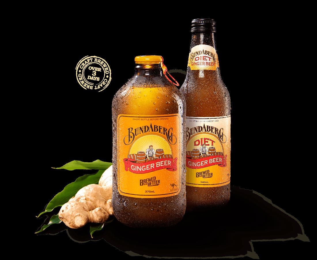 Bundaberg brewed ginger beer in 2005 bundaberg brewed for Cocktail ginger beer
