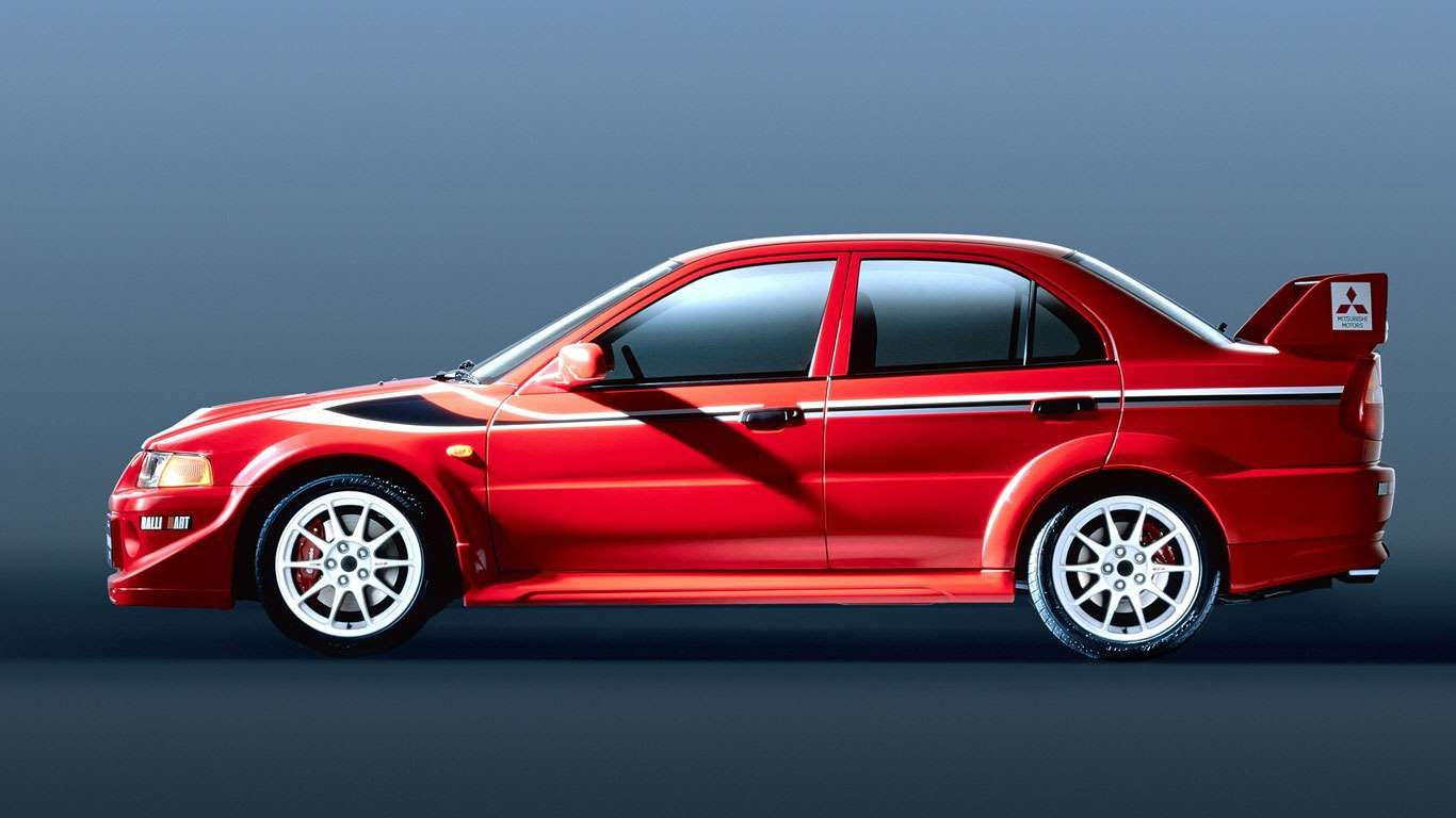 Pavement mitsubishi lancer evolution top car japanese cars exotic cars the o jays