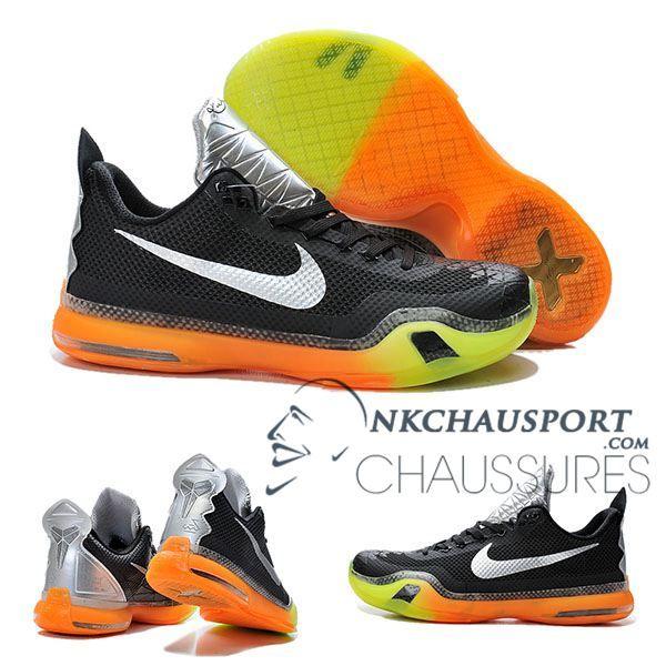 acheter populaire 82acc c992a Nike Kobe Bryant 10 | Nouvelle Chaussure De Basket Homme ...