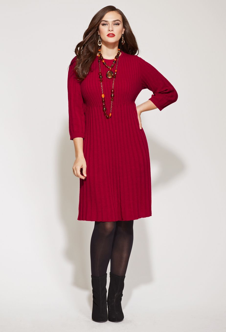 Plus Size Sweater Dresses For Cheap Dress Images