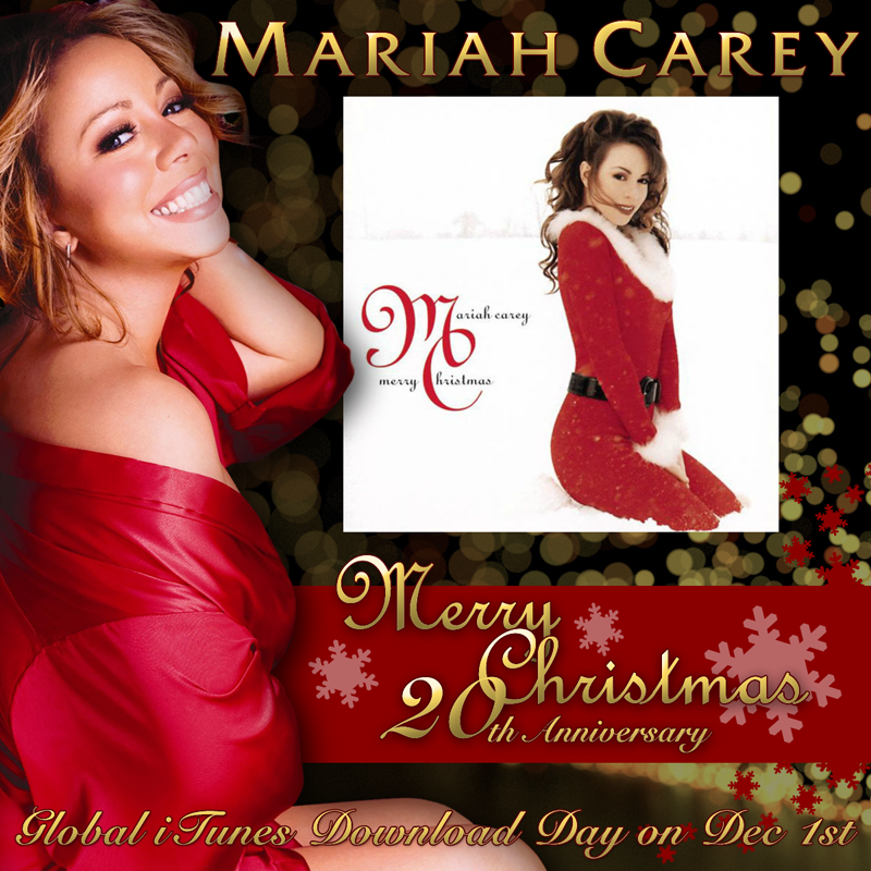 To Celebrate The 20th Anniversary Of Mariah Carey S Merry Christmas Png Mariah Carey Mariah Carey Merry Christmas Mariah Carey Now