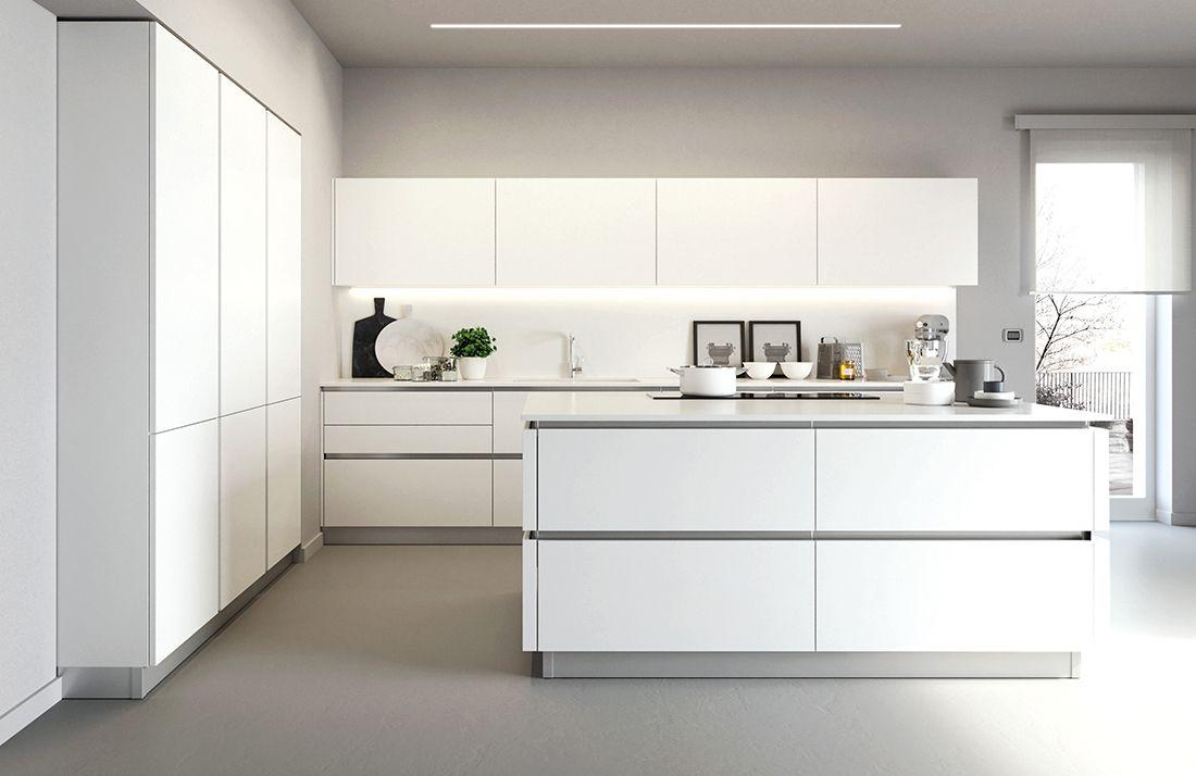 Cucina angolare con isola | Cucina e Arredamento