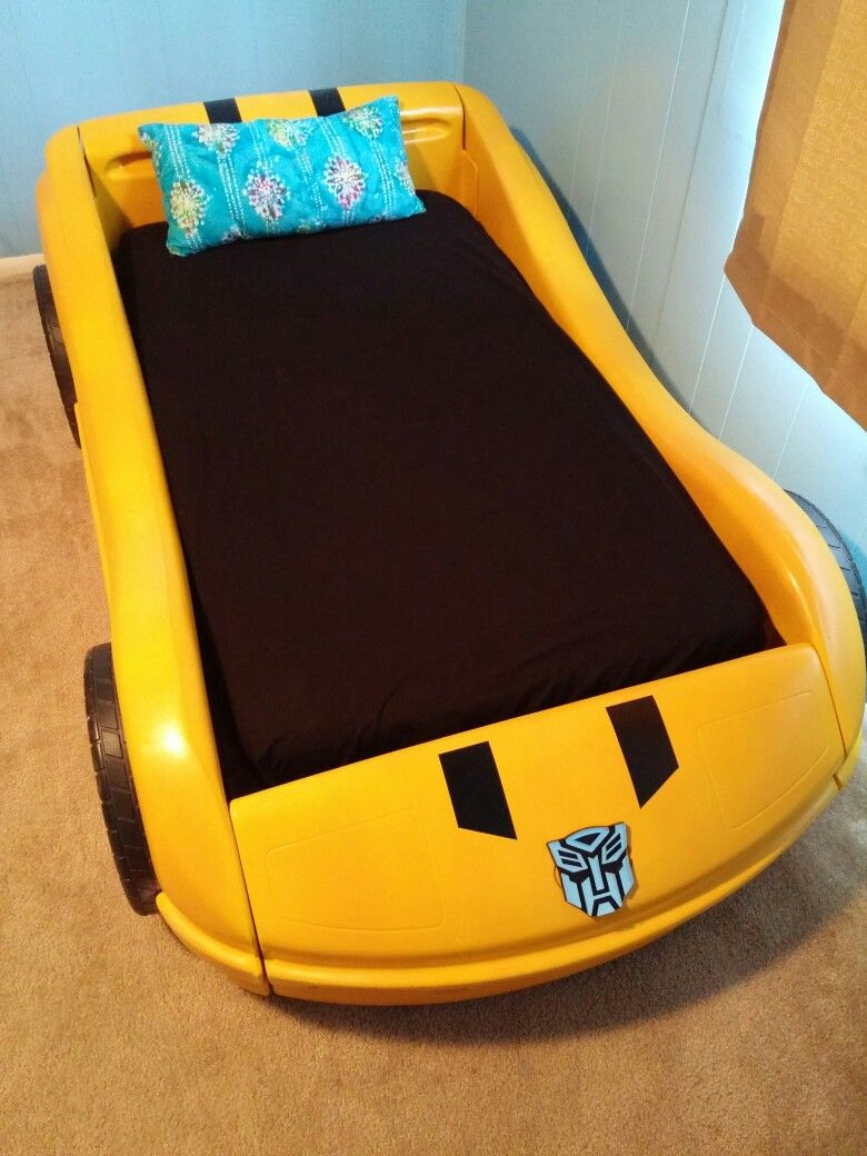 Bumble Bee Transformers Car Bed Kids Car Bed Car Bed