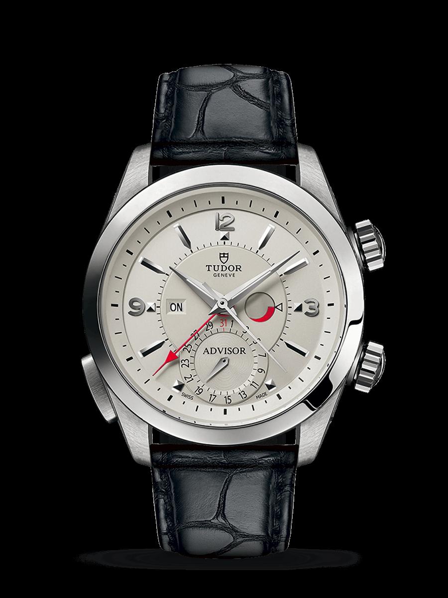 f2fd328f75e Tudor Heritage Advisor Swiss Watch - m79620t-0011 | relojes adiction ...