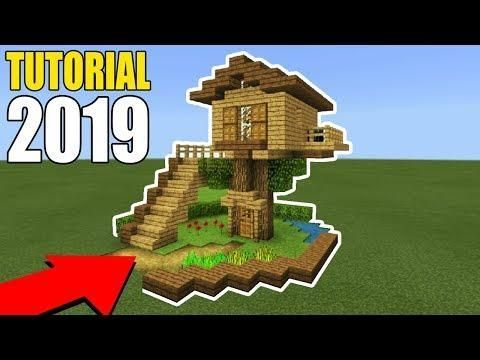 Minecraft Tutorial How To Make A Ultimate Survival Tree House With A Water Slide 2019 In 2020 Minecraft Tutorial Minecraft Survival Minecraft Blueprints