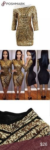 Photo of #amp # description # picture #gold #goldpartydress # in # design
