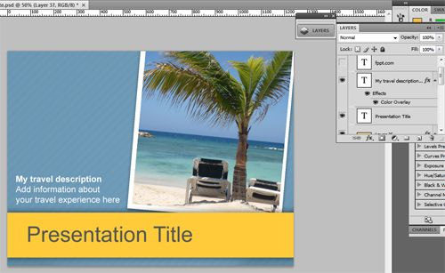 travel agency / travel destinations background #free #powerpoint, Powerpoint templates