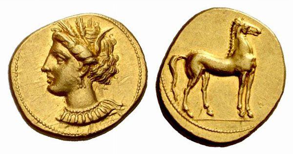 Monnaie De Carthage