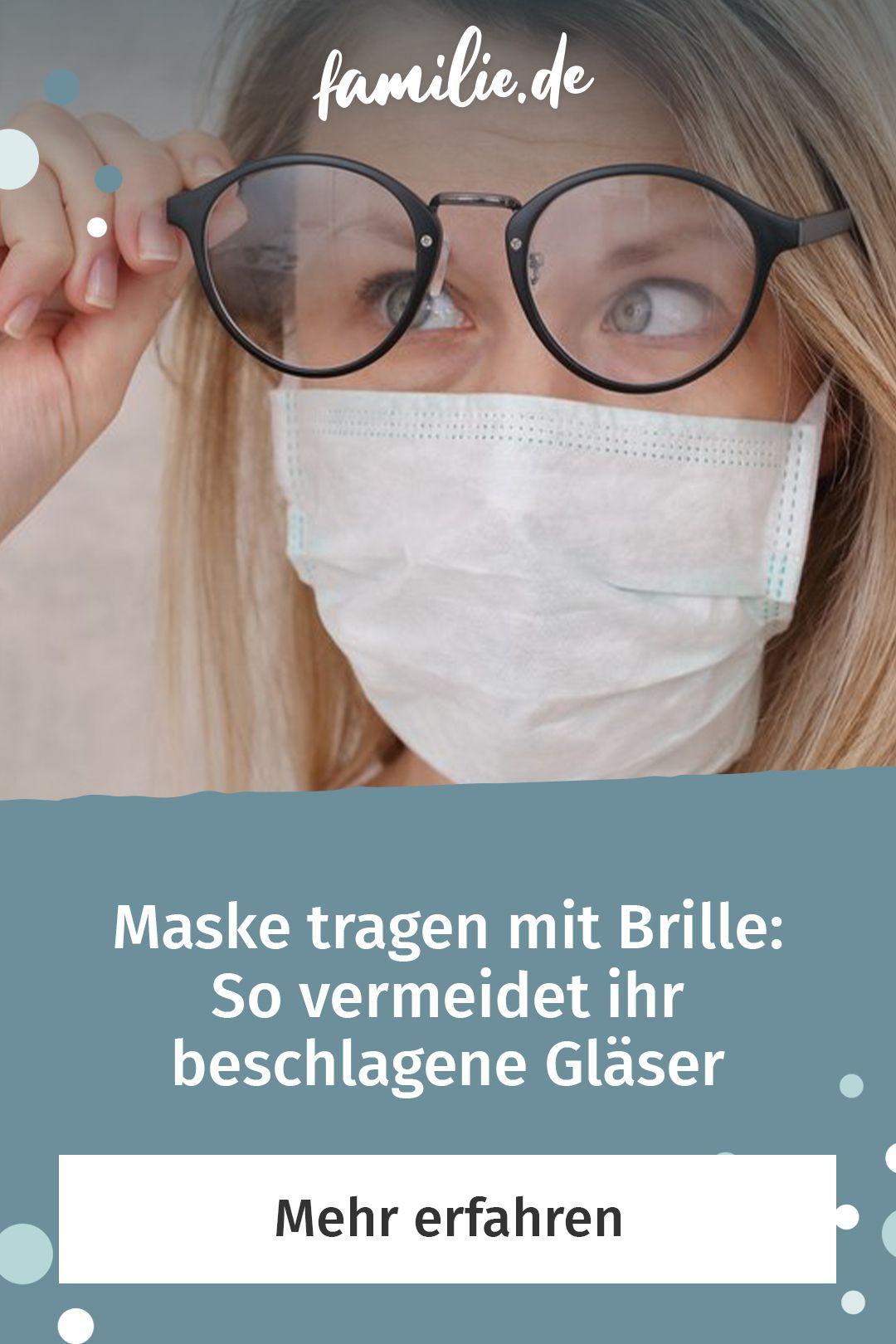 Mundschutz Mit Brille Tragen