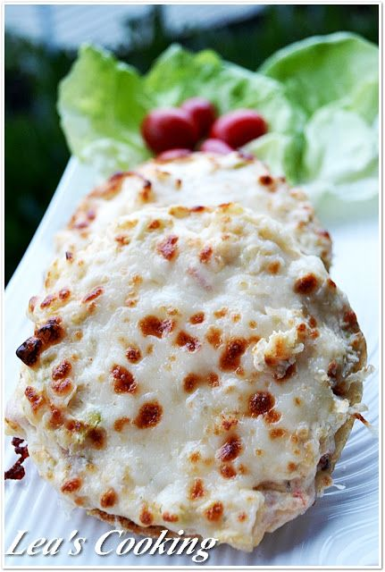 Lea's Cooking: Baked Crab Sandwiches | My Recipe Exchange ~ Let's Share! | Crab sandwich ...