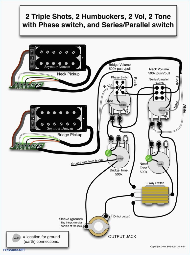 Unique EpiPhone Les Paul Wiring Diagram At Epiphone (With