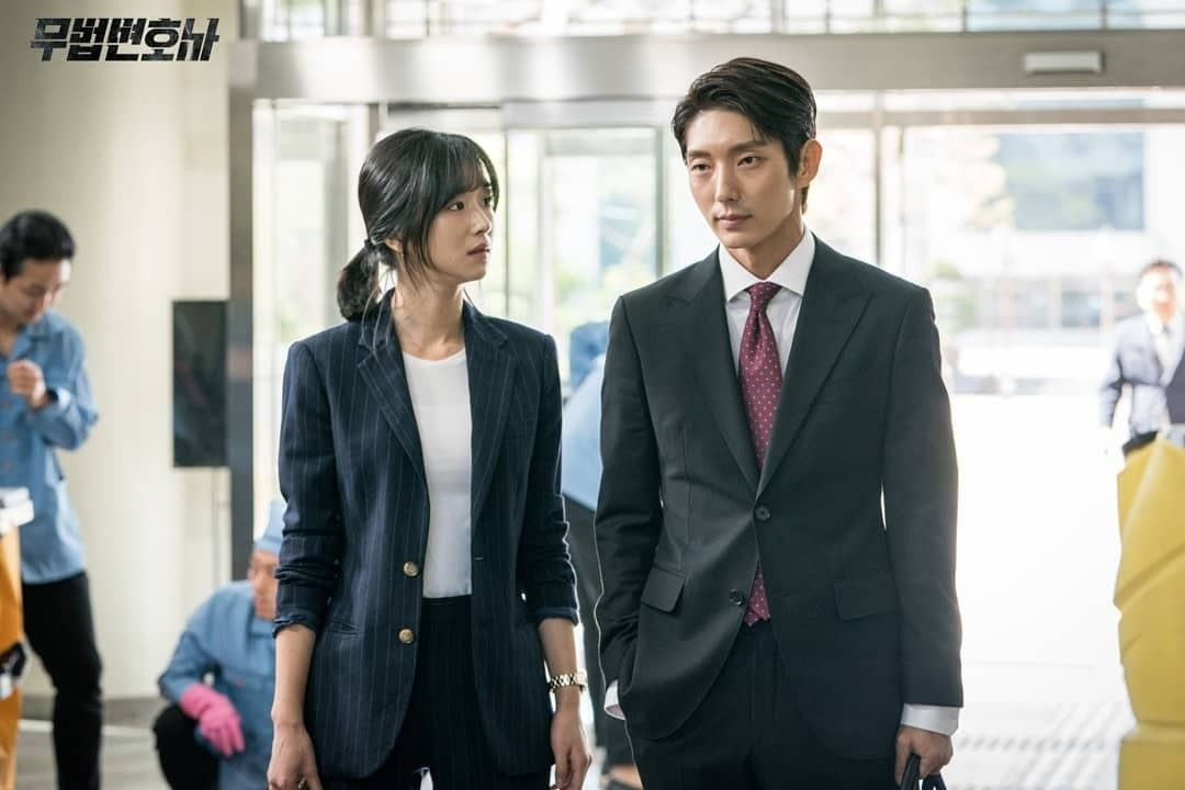 Lawless lawyer cast