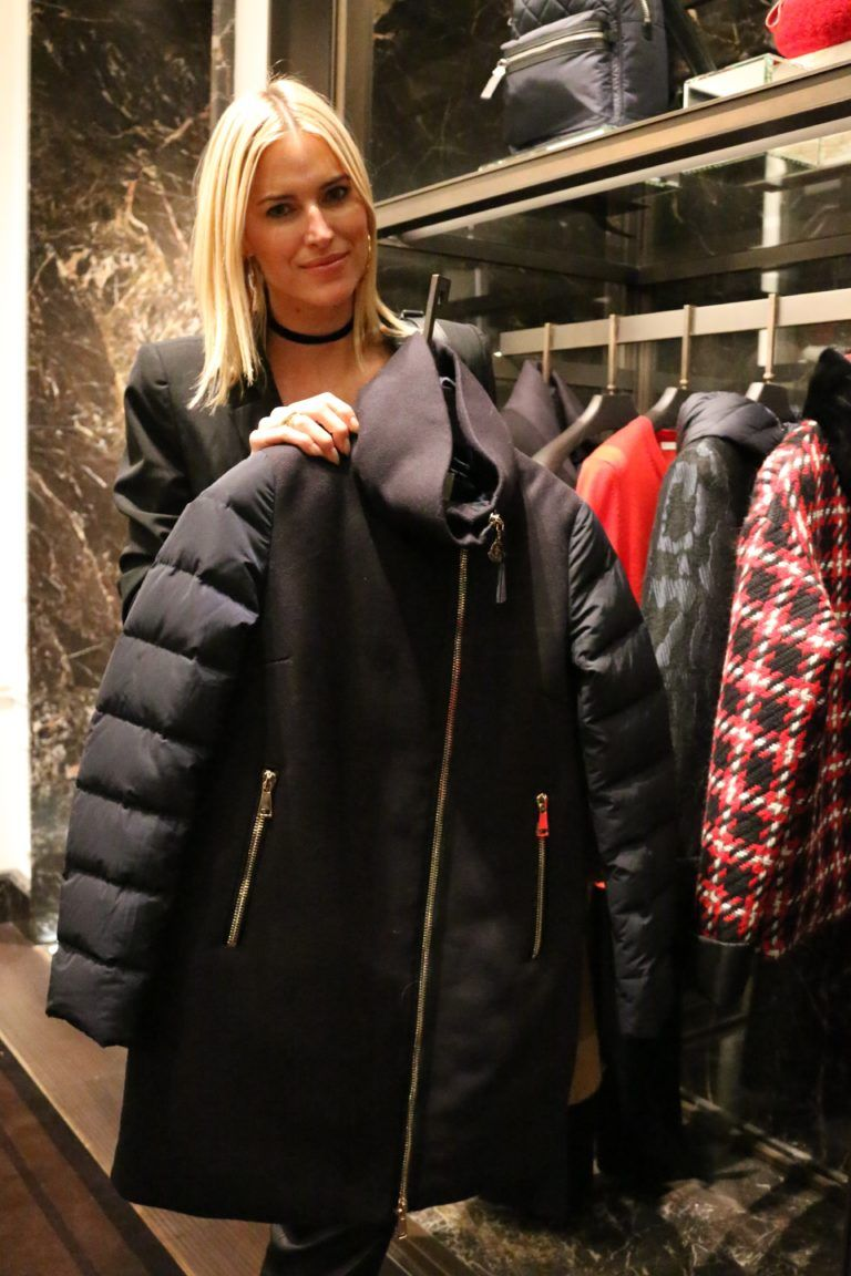 Kristen Taekman- Moncler in Manhattan - discover.luxury - opening of the US flagship store